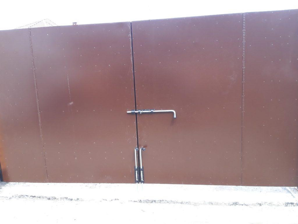 Ворота в Тюмени, под ключ